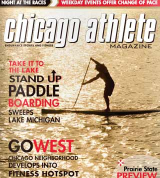 Awesome Press About Chicago Sup Yoga Catch The Wave